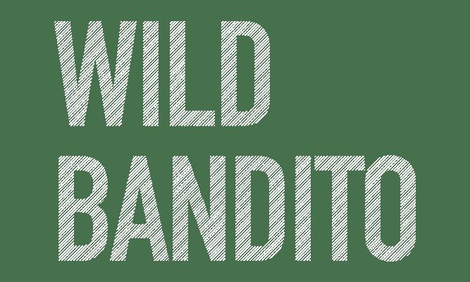 Wild Bandito text logo